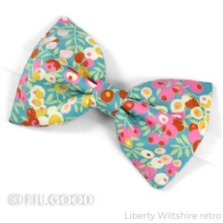 Nœud papillon Liberty Wiltshire retro
