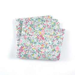 Pochette de costume Liberty Emma and Georgina pastel FIL GOOD Made in France