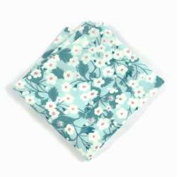 Pochette de costume Liberty Mitsi mint FIL GOOD Made in France