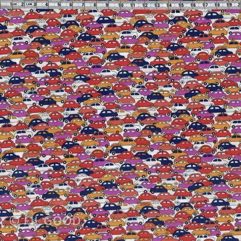 Liberty Cars multicolore