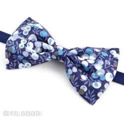 Liberty Wiltshire bleu