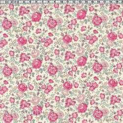 Liberty Japonais Félicité jardin de rose