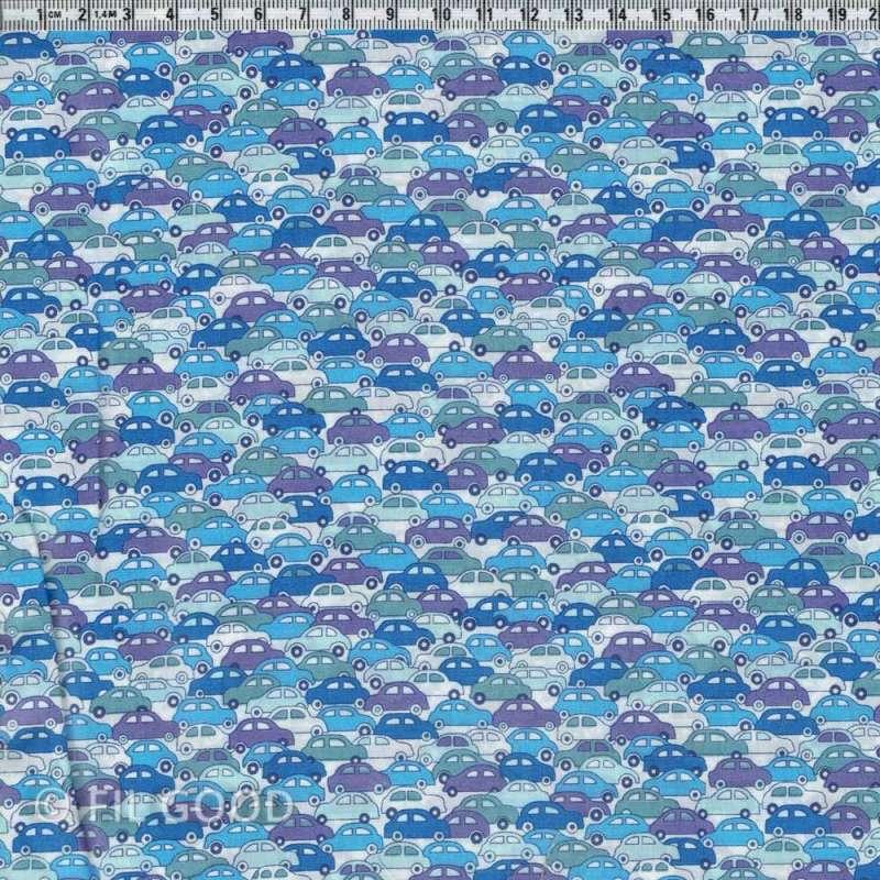 Liberty Cars bleu
