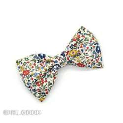 Broche noeud papillon Liberty Katie and millie multicolore