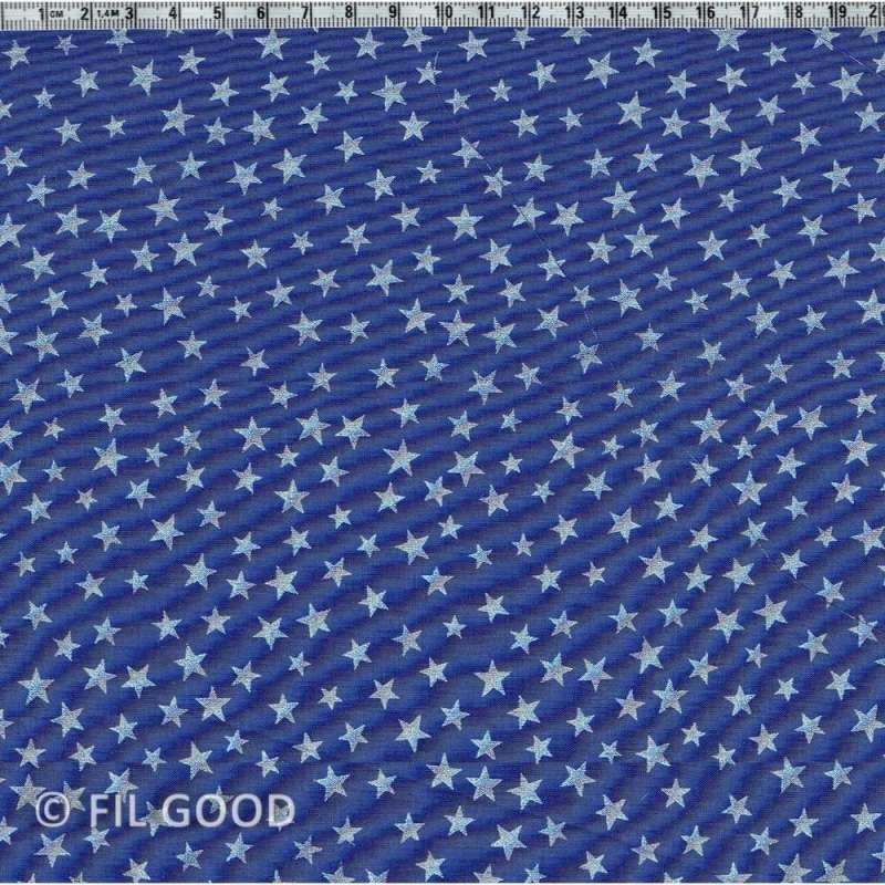 Bleu nuit étoiles