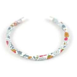 Bracelet jonc Liberty Betsy Ann porcelaine