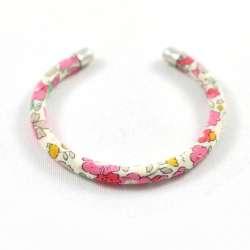 Bracelet jonc Liberty Betsy Ann rose