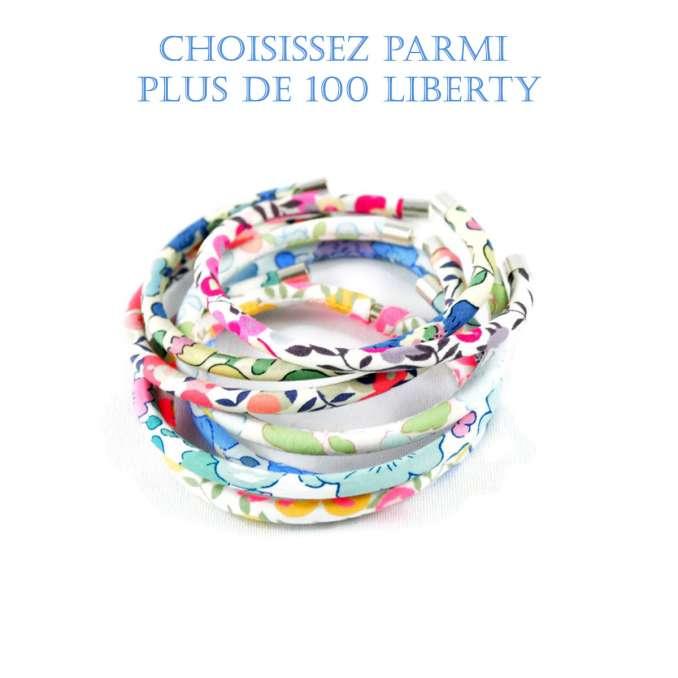 Bracelet jonc Liberty au choix