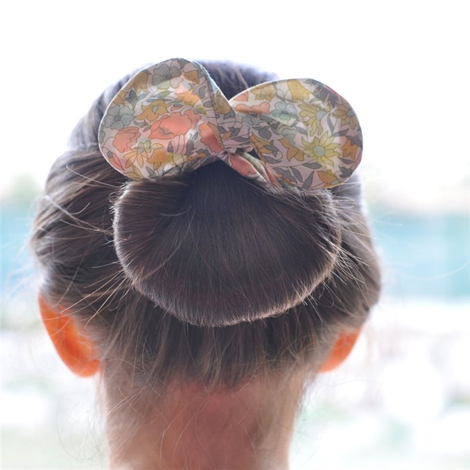 Chignon magique en Liberty of London