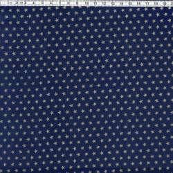 Bleu nuit étoiles or