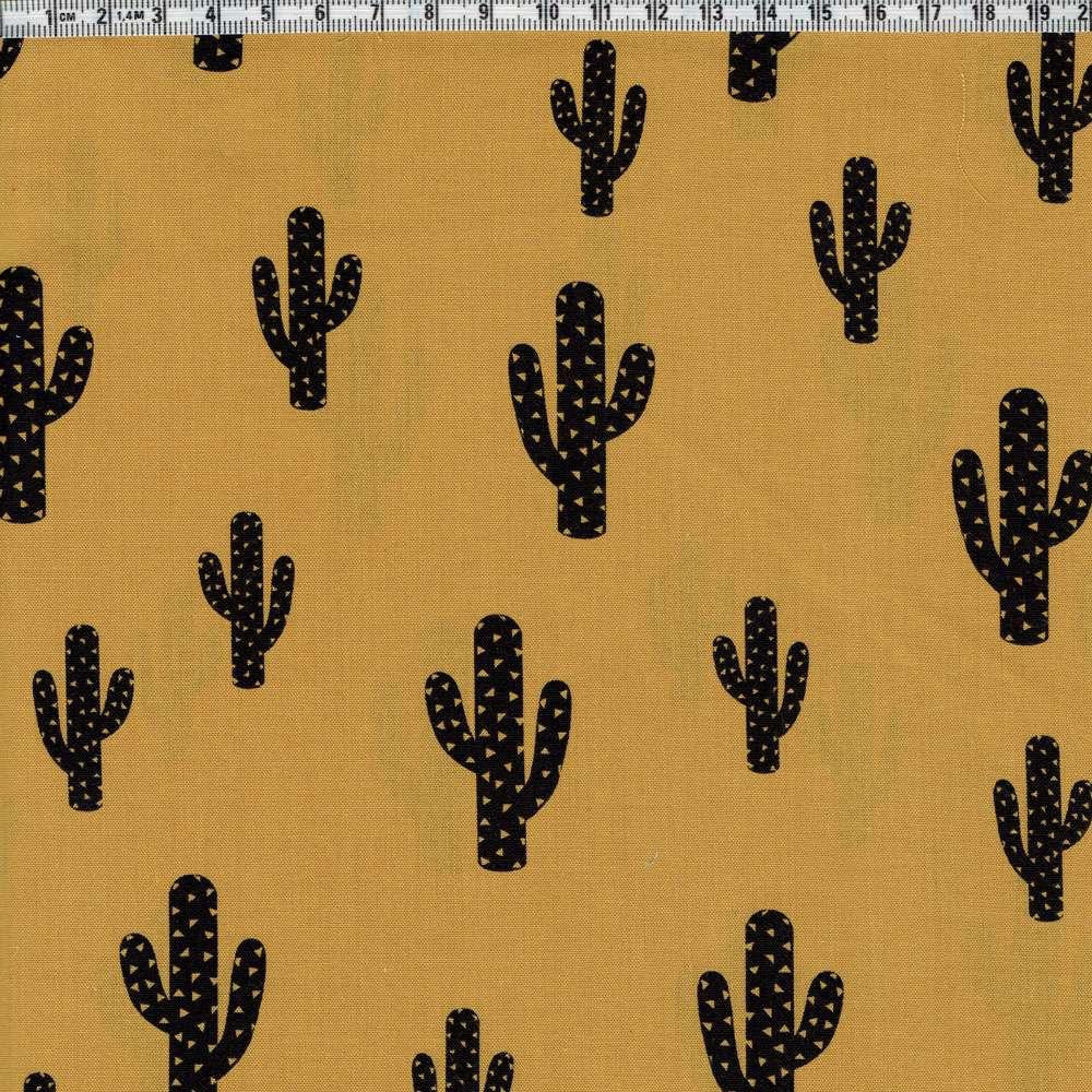 Moutarde cactus noirs